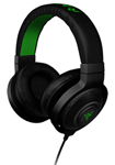 """""""Razer Kraken - Black Brand New, The Razer Kraken are analog music and gaming headphones designed for long-lasting comfortable wear so you can stay plugged into the soundtrack of your life with no fatigue"""