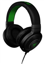 Headsets razer kraken black