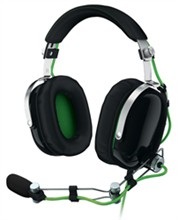 Headsets razer blackshark